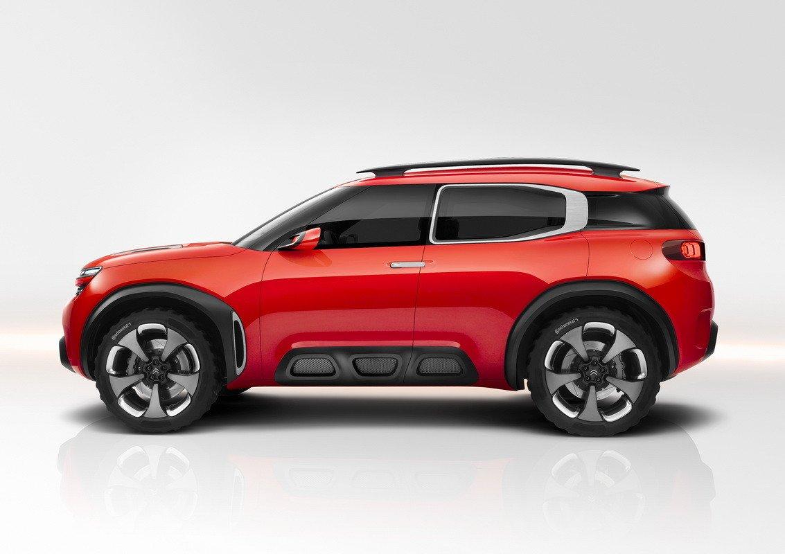 Citroën Aircross Concept