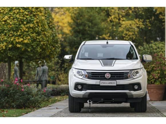 Vídeo con accesorios 4x4 para el Fiat Fullback