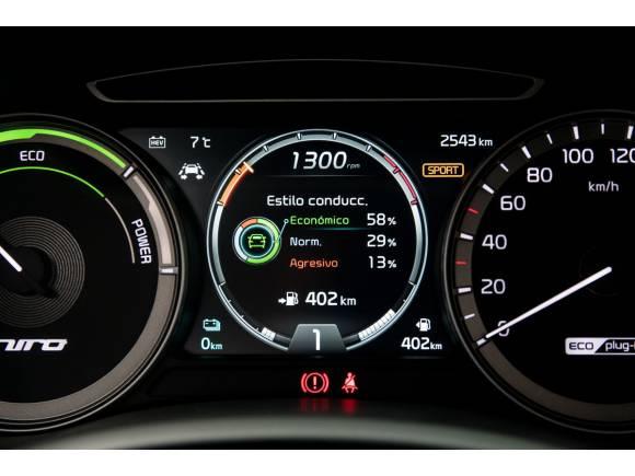 Primera prueba del Kia Niro PHEV: gama y precios