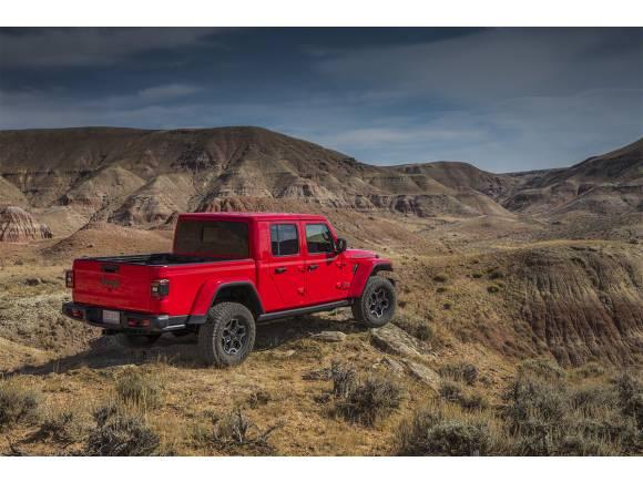 Nuevo Jeep Gladiator 2020, el pickup duro