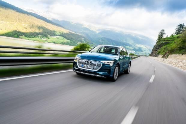 Audi e-tron: el coche eléctrico pionero de la marca alemana