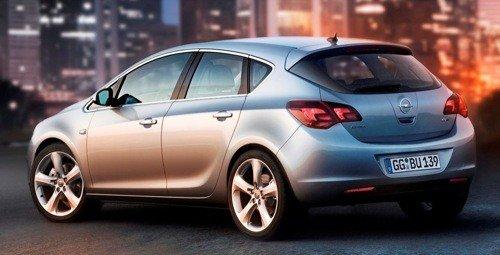 El nuevo Opel Astra se presentará en septiembre