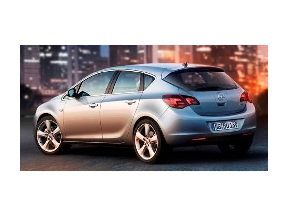 Nuevo Opel Astra, reconoce las señales de tráfico