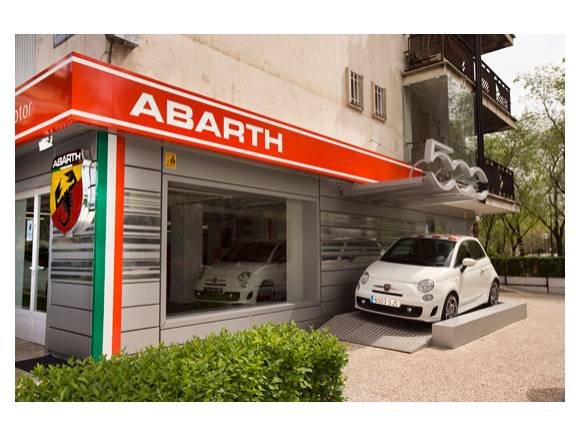 Concesionario Abarth en Madrid