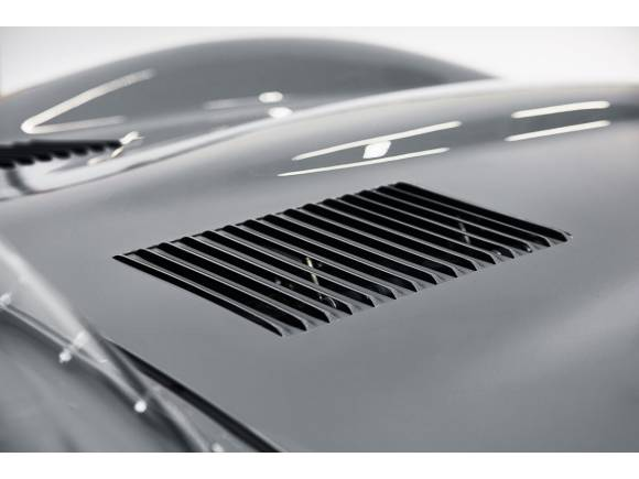 Jaguar vuelve a fabricar el D-Type, 62 años después