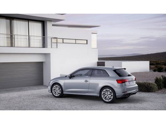 Nuevo Audi A3 2016: ahora también con motor de 3 cilindros