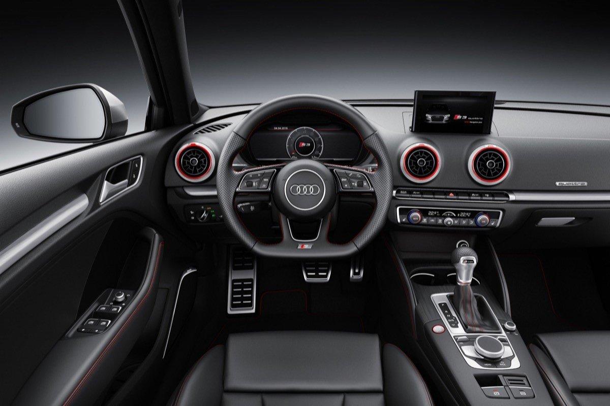 Audi S3 Sportback gtron