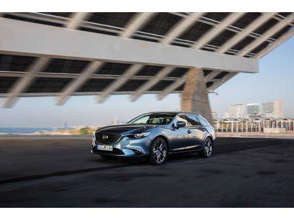 Mazda 6 2017: primera prueba y opinión