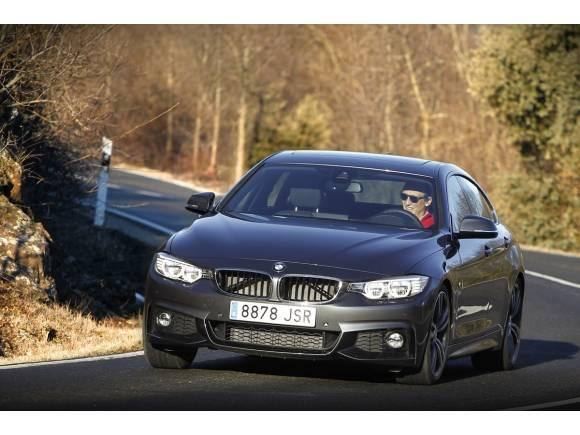 BMW 430i GrandCoupe