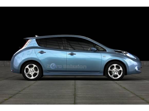 Nissan Leaf, un coche eléctrico con recargas gratuitas
