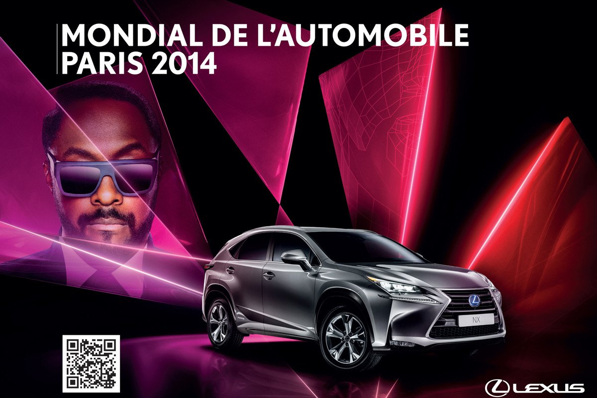 Lexus Salón de París