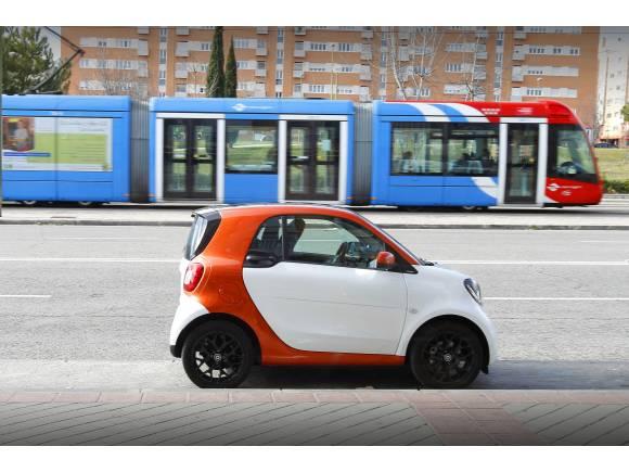 """Prueba Smart Fortwo: el """"Súper Ratón"""" de ciudad"""
