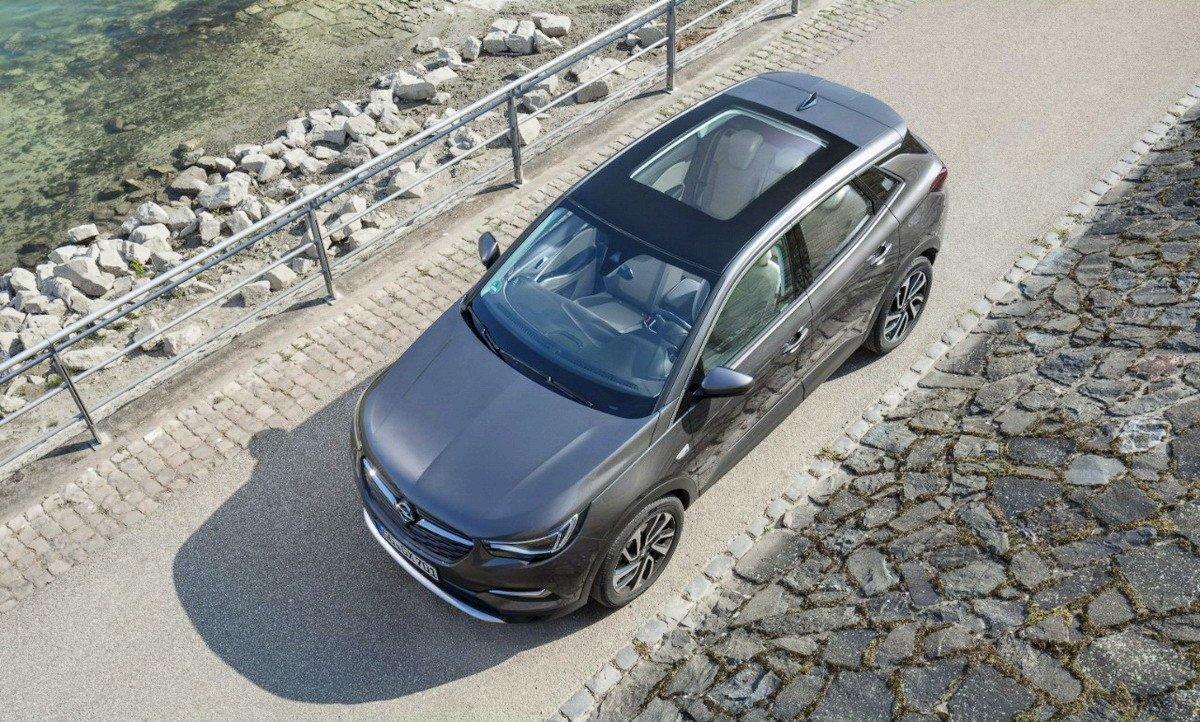 Techos panorámicos de Opel