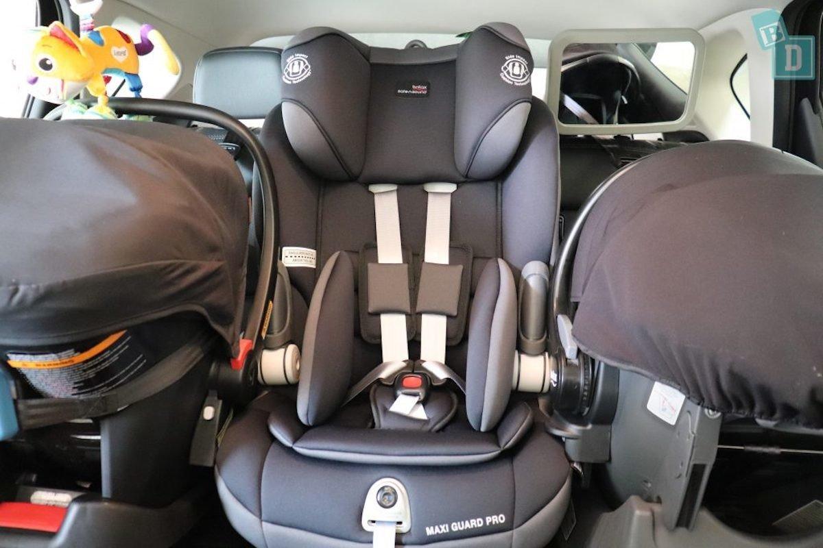 silla de coche bebé para c4