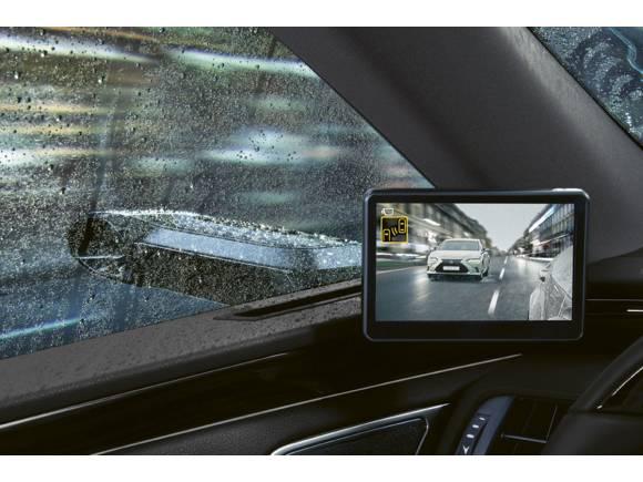 Novedades 2021 para el Lexus ES: espejos con cámaras y nuevos acabados