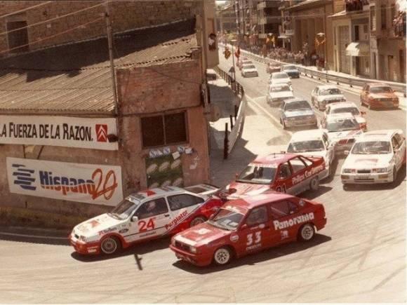 Circuito Alcañiz : 50 años del circuito de guadalope de alcañiz