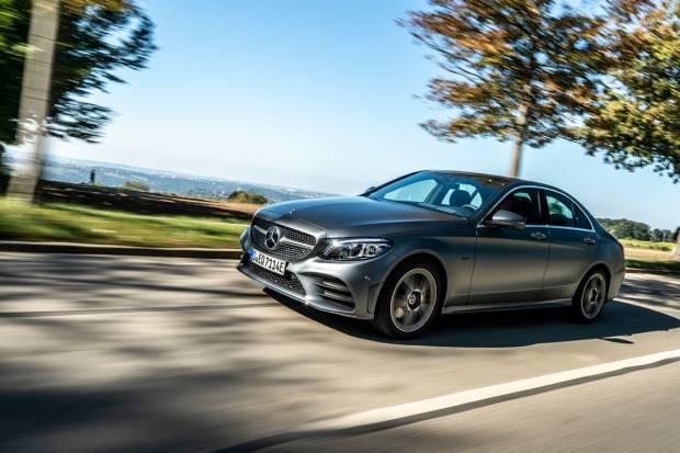 Nuevo motor híbrido enchufable diésel para el Mercedes Clase C