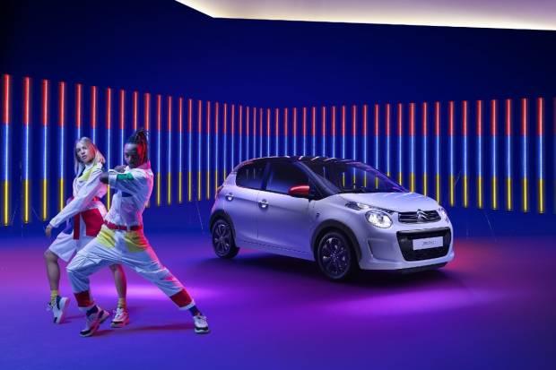 Citroën C1 JCC+: precio y equipamiento de la edición más colorida