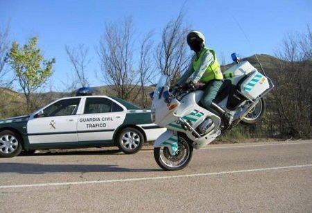 La Guardia Civil puede salir en cualquier momento....y de cualquier sitio