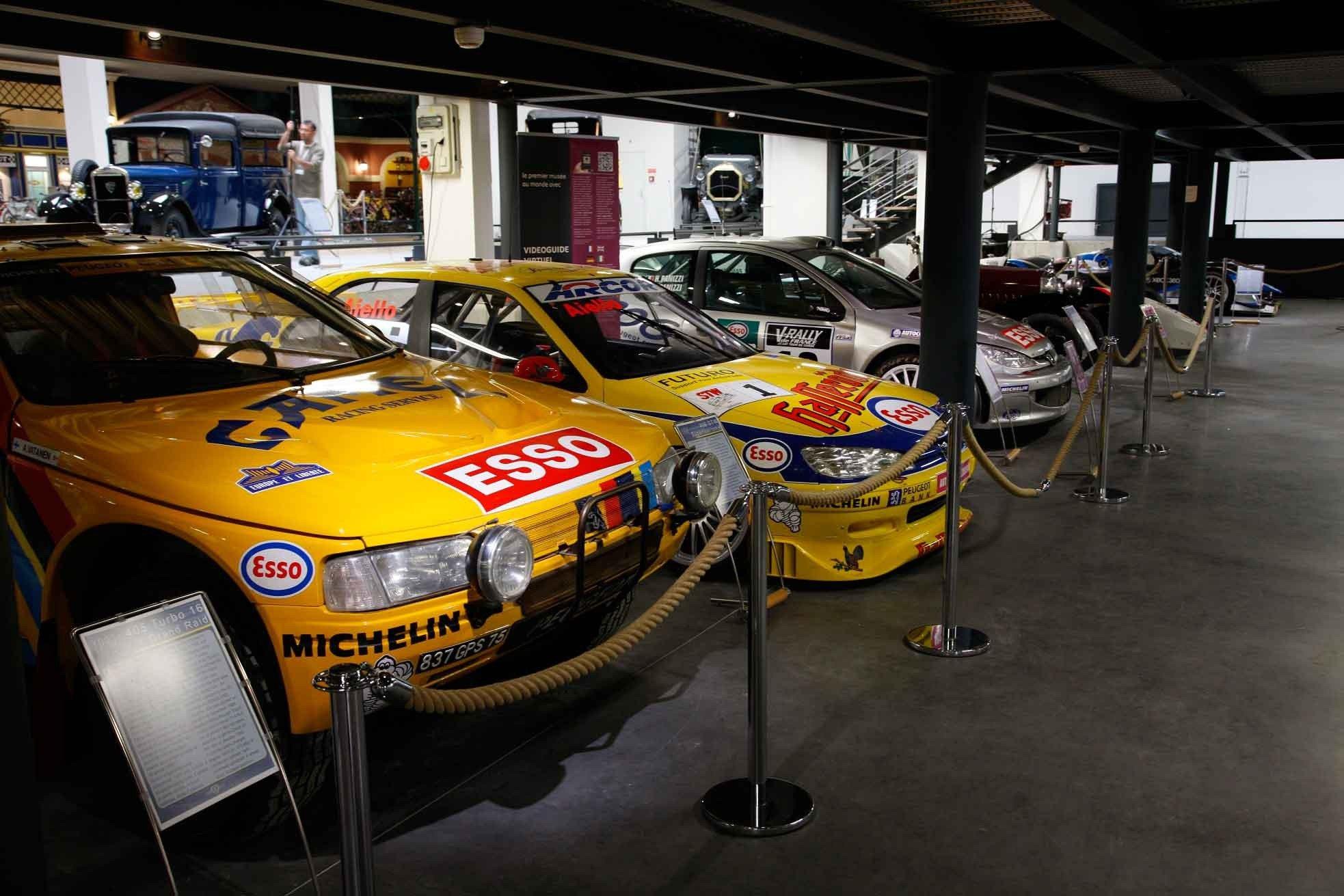 Museo Aventura Peugeot