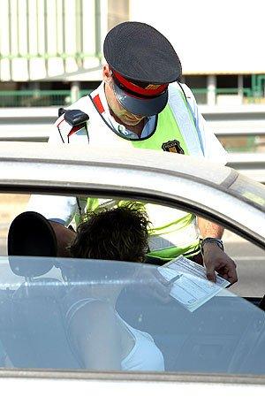 Ya no será posible quitarnos el permiso de conducir con una sanción