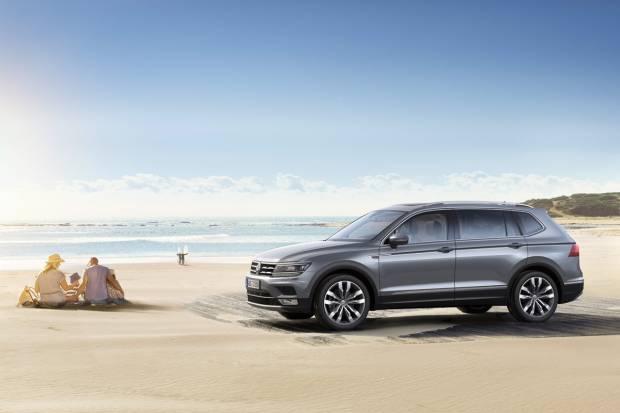 Toda la información sobre el nuevo Volkswagen Tiguan Allspace