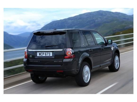 El Land Rover Freelander 2 se actualiza para 2013
