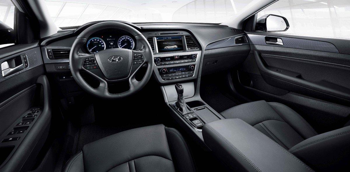 Hyundai Sonata Híbrido