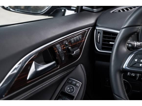 Nuevo Infiniti QX30: un suv compacto desde 33.900 euros