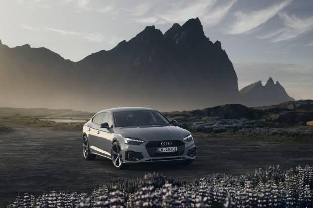 Nuevo Audi A5: cambio de imagen leve y mucha más tecnología