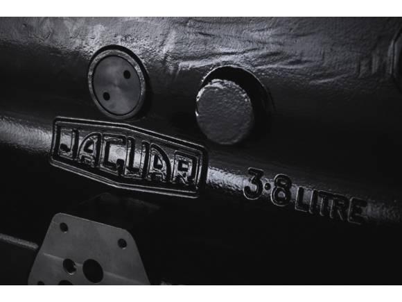 Jaguar vuelve a fabricar el motor 3.8 XK para sus clásicos