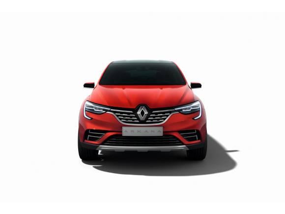 Nuevo Renault Arkana, el primer SUV coupé de Renault