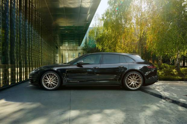 Porsche Panamera 10 Years Editon: edición especial de cumpleaños