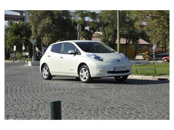 Ya se admiten reservas del Nissan Leaf en España