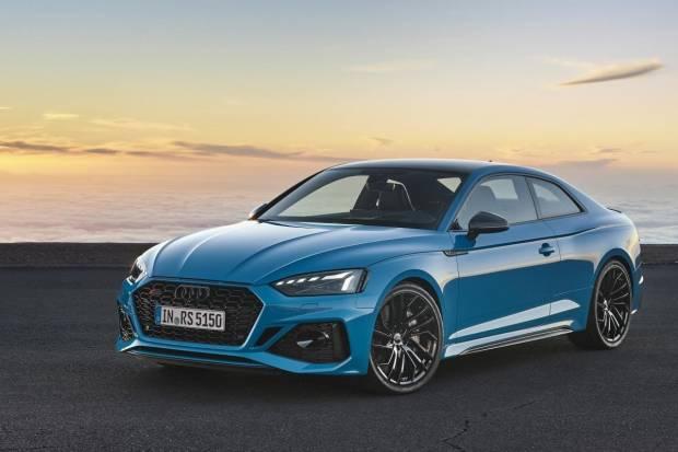 Nuevo Audi RS 5 Coupé y Sportback: 450 CV deportividad sin casi límites