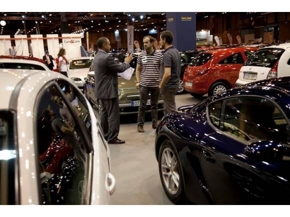 Salón del Vehículo de Ocasión 2013: Las ventas de coches usados crecen un 8,9%