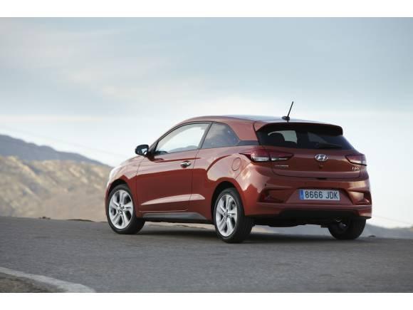 Presentación y prueba del Hyundai i20 Coupé