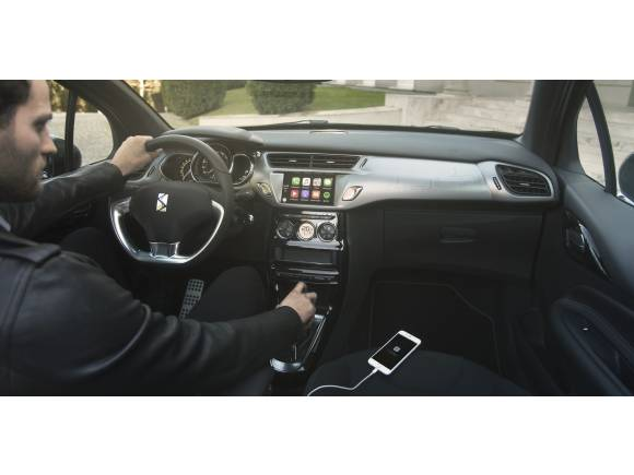 Nuevos DS 3 y DS 3 Cabrio: más conectados y más seguros