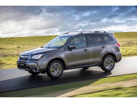 Nuevo Subaru Forester 2019, adiós diésel, hola GLP