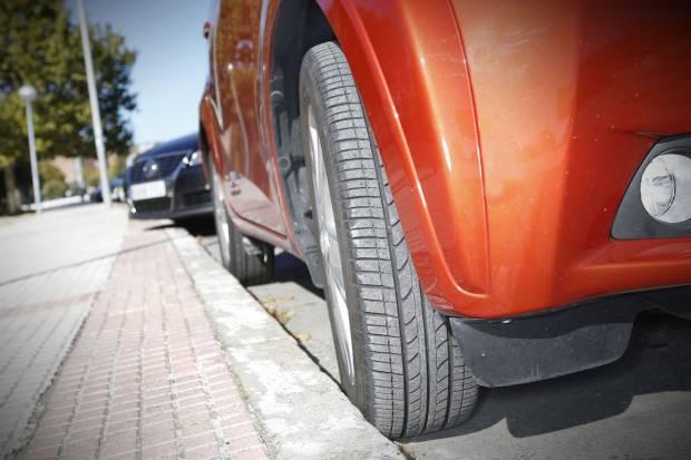 multas aparcamiento indebido: