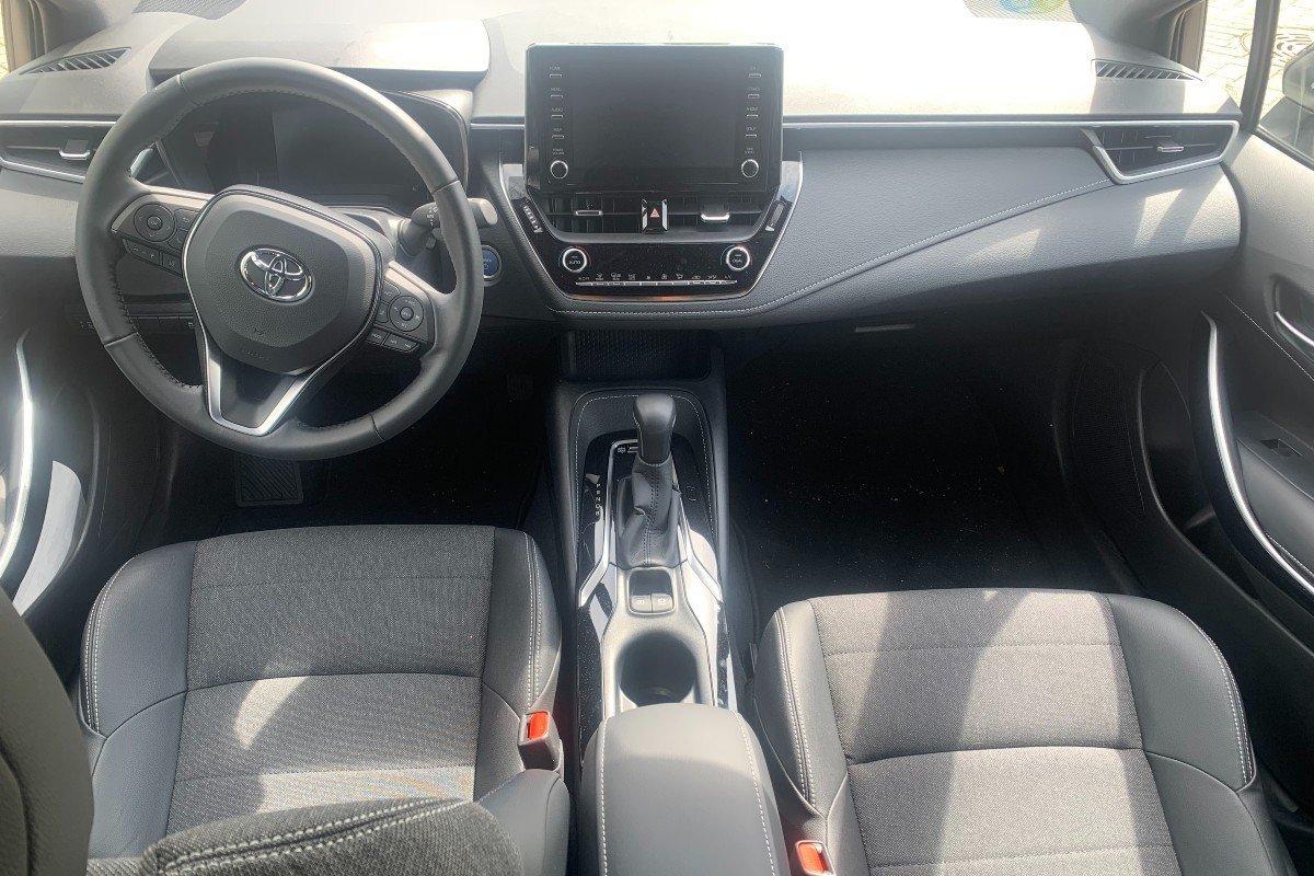 Prueba Toyota Corolla Touring Sport 125H