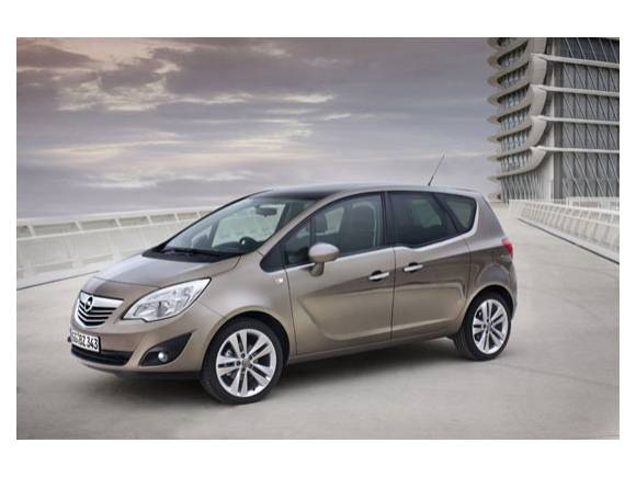 Prueba: Opel Meriva