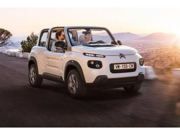 Nuevo Citroën E-Mehari: ahora con Hard Top e interior rediseñado