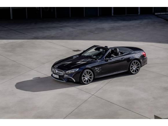 Mercedes SL Grand Edition, vivito y coleando