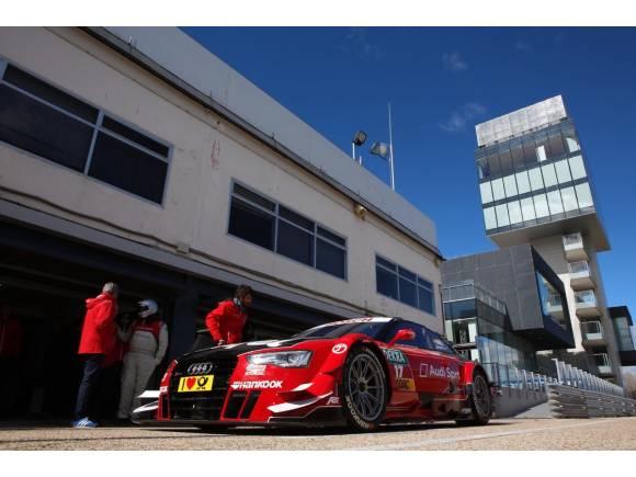 Nos subimos al Audi RS 5 DTM de Miguel Molina en el Jarama
