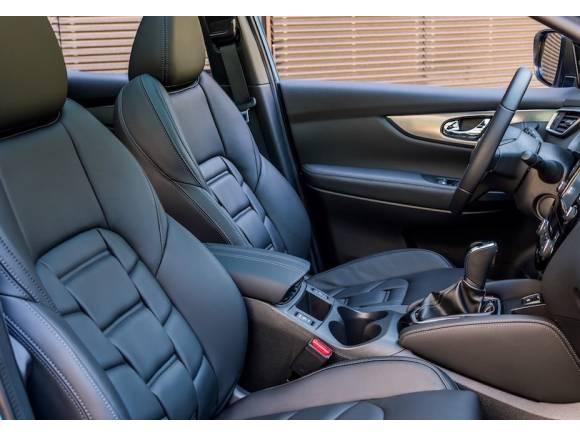 Nissan Qashqai DIG-T 163 CV, potencia con estilo crossover