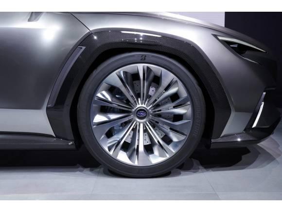 Subaru Viziv Tourer, un futuro Levorg