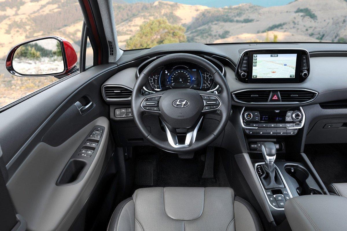 Hyundai PersonAll Santa Fe