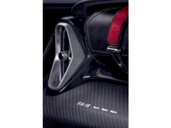 Aston Martin V12 Speedster: en edición limitada de 88 unidades