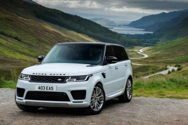 Un millón de unidades vendidas del Range Rover Sport